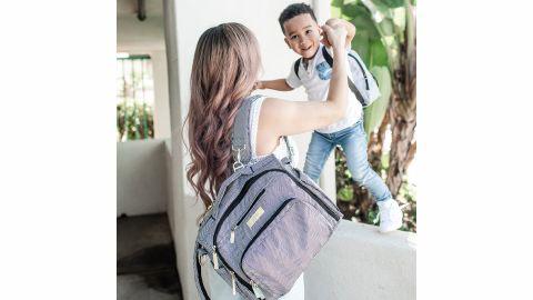 JuJuBe BFF Convertible Diaper Bag