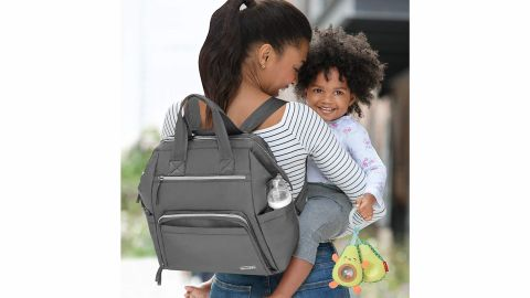 Skip Hop Mainframe Diaper Backpack