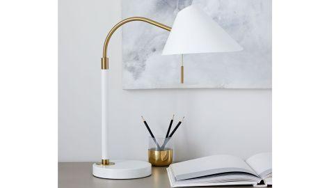 Mid-Century USB Task Lamp