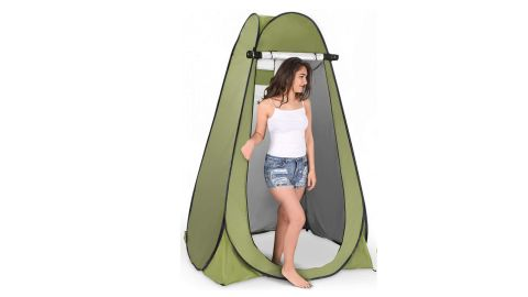 Pop-Up Privacy Tent
