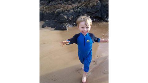 Nozone Fiji Sun Protective Baby Swimsuit
