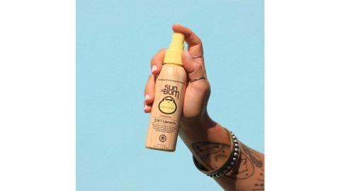 Sun Bum Beach Formula 3-in-1 Leave-In Hair Conditioner Spray