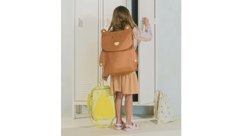 Coco Village Backpack & Pouch, Little Bear