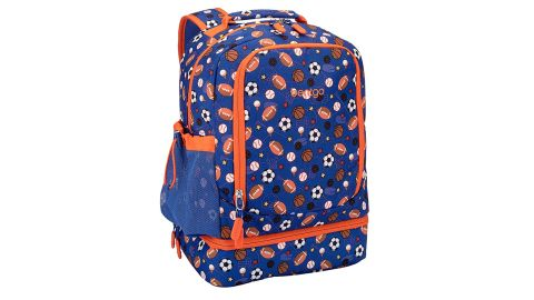 Bentgo Kids Prints 2-in-1 Backpack & Insulated Lunch Bag