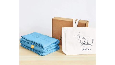 Baloo 9-Pound Weighted Blanket for Kids