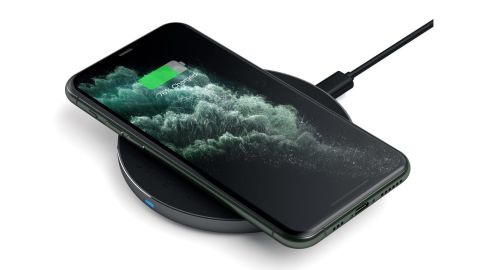 Aluminum Type-C Wireless Charger