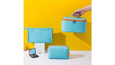 Mirason Cosmetic Bags, Set of 3