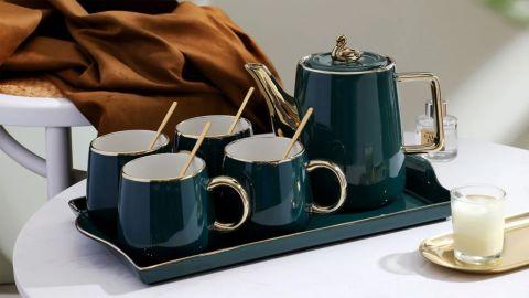 Migrate Tea Set for 4 People