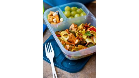Easy Lunchboxes 3-Compartment Lunch Containers