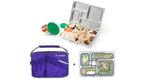 PlanetBox Stainless Steel Lunch Box