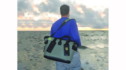 Built Large Welded Soft Portable Cooler