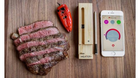Meater Plus Long-Range Smart Wireless Meat Thermometer
