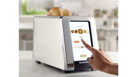 Revolution Cooking R180 High-Speed 2-Slice Stainless Touch-Screen Toaster