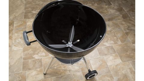 Weber One-Touch Cleaning System Kit for Grills