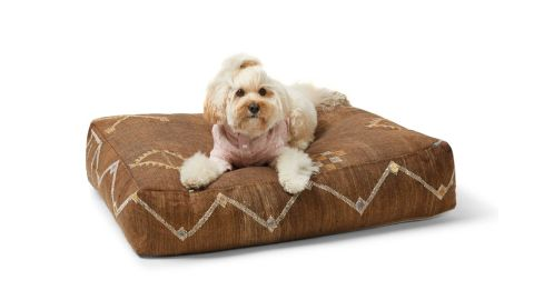 Cactus Silk Dog Bed
