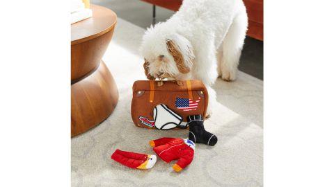 Frisco Road Trip Puzzle Dog Toy