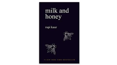 'Milk and Honey' by Rupi Kaur