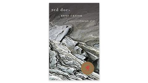 'Red Doc>' by Anne Carson