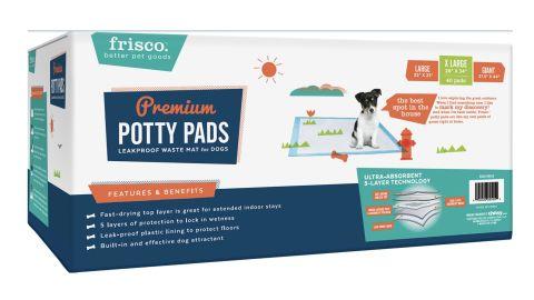 Frisco Extra-Large Dog Training & Potty Pads
