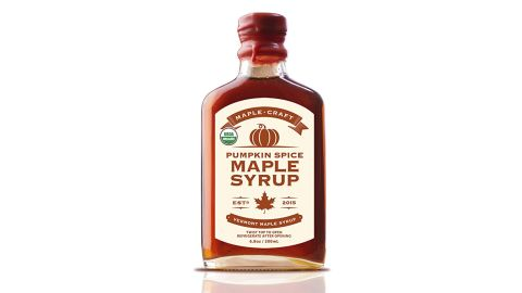 Maple Craft Pumpkin Spice Vermont Maple Syrup