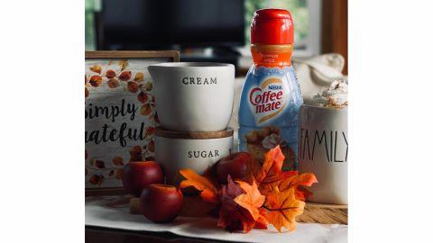 Coffee Mate Pumpkin Spice Nondairy Creamer