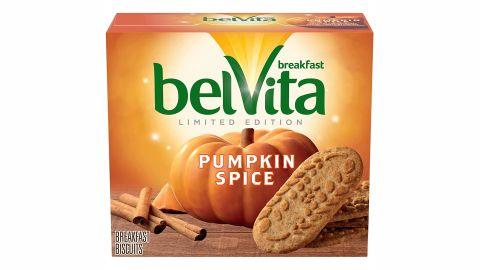 BelVita Pumpkin Spice Breakfast Biscuits