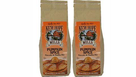 New Hope Mills Pumpkin Spice Pancake & Muffin Mix, 2-Pack