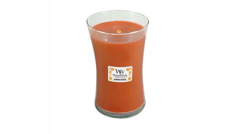 WoodWick Jar Candle, Pumpkin Butter