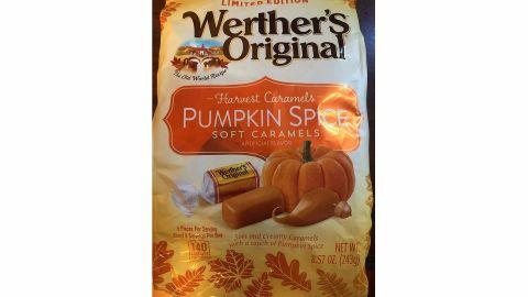 Werther's Original Pumpkin Spice Soft Caramels
