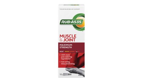 RUB·A535 Muscle & Joint Pain Relieving Heat Cream