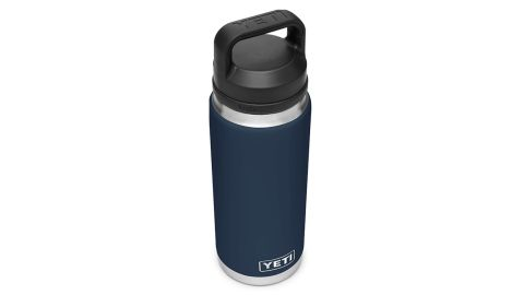 Yeti Rambler 26-Ounce Vacuum-Insulated Stainless Steel Bottle With Chug Cap