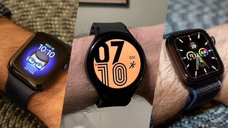 The best smartwatches of 2021   CNN Underscored