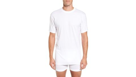 Nordstrom Regular Fit 4-Pack Supima Cotton T-Shirts