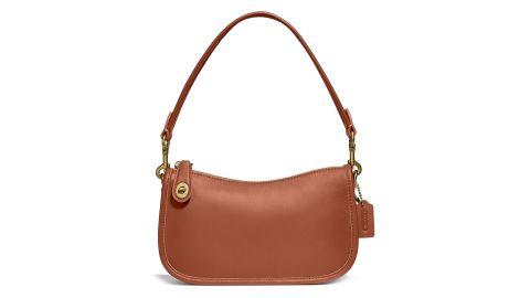 Coach Swinger Glovetanned Leather Shoulder Bag