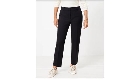 Tall Curvy Straight Pants in Stretch Double Weave