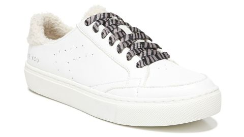 Dr. Scholl's All In Cozy faux shearling sneakers