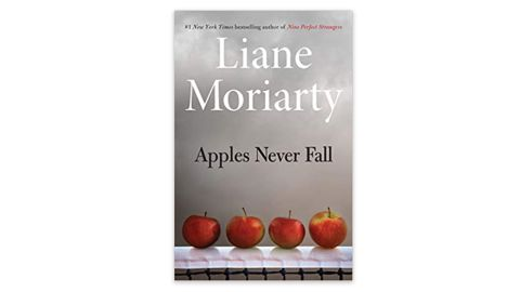 'Apples Never Fall' by Liane Moriart