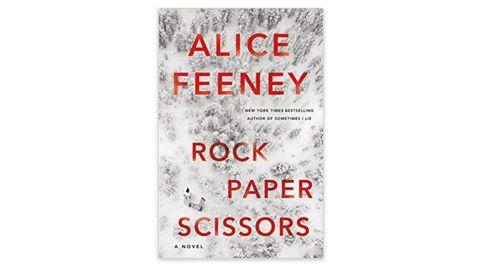 'Rock Paper Scissors' by Alice Feeney