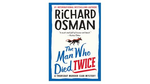 'The Man Who Died Twice' by Richard Osman
