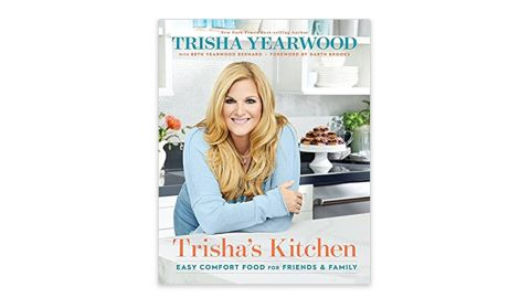 'Trisha's Kitchen: Easy Comfort Food for Friends and Family' by Tricia Yearwood