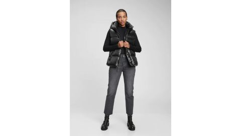 100% Recycled Polyester Heavyweight Puffer Vest