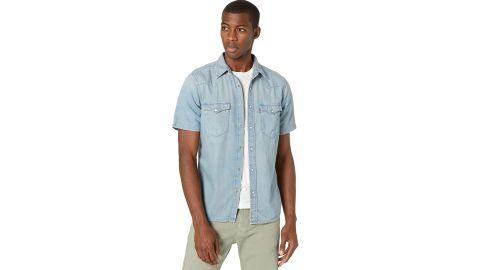 Levi's Men's Short-Sleeve Button-Up