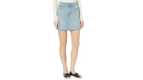Levi's Women's High-Rise Decon Iconic Skirt