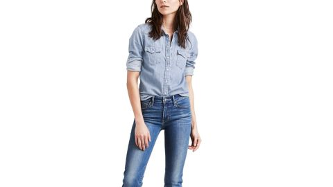 Levi's Women's Ultimate Western Shirt.