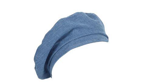 Withmoons Denim Beret Hat