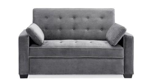Serta Augustus 32-Seater Convertible Tuxedo Sofa