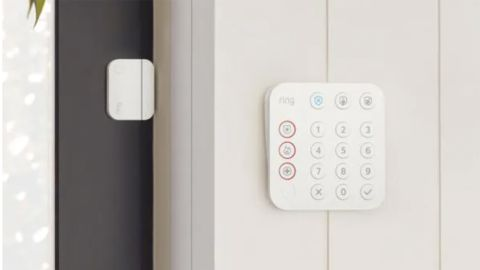 Ring Wireless Alarm Home Security Kit