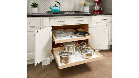 Slide-A-Shelf Pull-Out Drawer