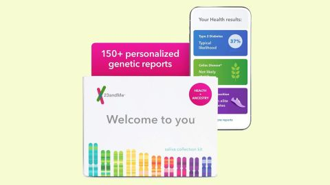 23andMe DNA Testing Kits