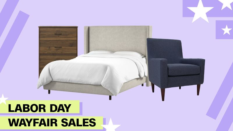 Here's everything you'll want for your home from Wayfair's Labor Day Sale   CNN Underscored